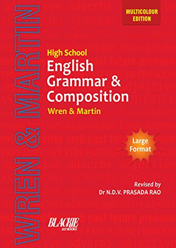Grammar books buy books on grammar online at best prices in india high school english grammar and composition book multicolour edition fandeluxe Images