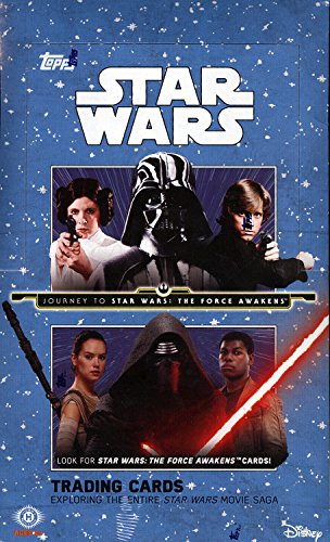 Amazon 2015 Topps Journey To Star Wars The Force Awakens