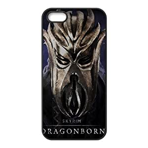 Skyrim for iPhone 5,5S Phone Case 8SS459829
