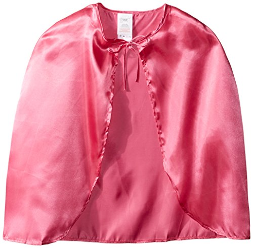 [Fantasy Pink Adult Short Cape Costumes] (Pink Costumes Cape)