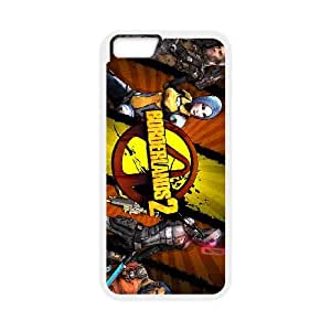 Borderlands 2 iphone 6s 4.7 Inch Cell Phone Case White 53Go-350484
