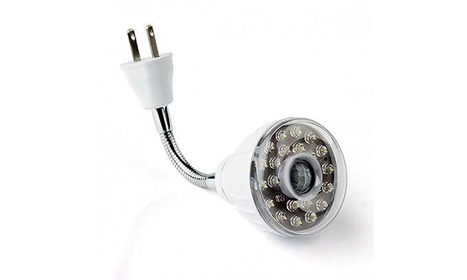 Smart LED Sensor de luz con sensor de movimiento + fotocélula