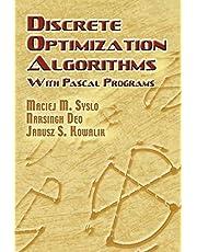 Discrete Optimization Algorithms: with Pascal Programs