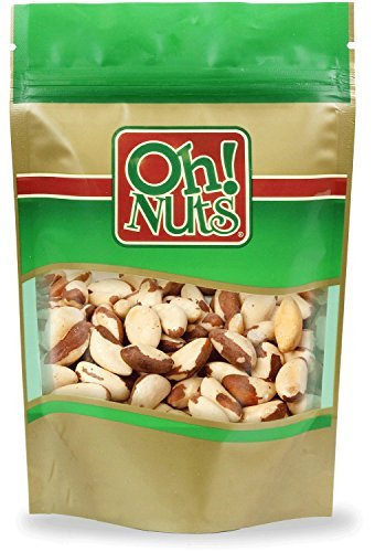 Brazil Nuts Raw Jumbo 2 Pound – Oh! Nuts For Sale