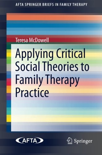 Applying Critical Social Theories to Family Therapy Practice (AFTA SpringerBriefs in Family Therapy)