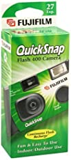 Fujifilm QuickSnap Flash 400 Disposable 35mm Camera