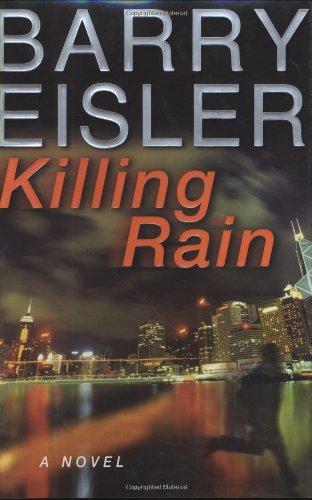 book cover of Killing Rain