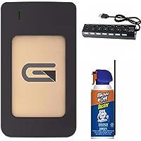 Glyph AtomRAID SSD, USB C(3.1,Gen2), USB 3.0, Thunderbolt 3 Bundle