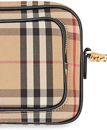 BURBERRY Luxury Fashion Femme 8021282 Beige Polyester Sac Porté Épaule | Printemps-été 20