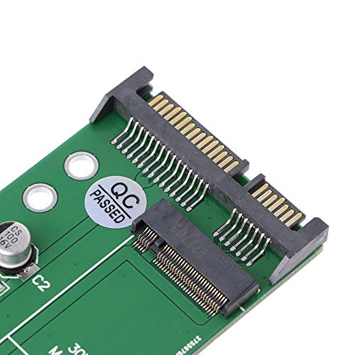TOOGOO Ngff (M2) Ssd to 2.5 inch Sata Adapter M.2 Ngff Ssd to Sata3 Convert Card for 30/42/60/80Mm M.2 Ssd Hard Drive by TOOGOO (Image #6)