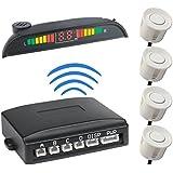 Digitru - Reverse Car Parking Sensor for Hyundai Cars (White)