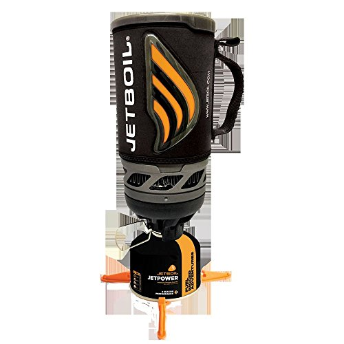 Jetboil Flash Cooking System - Original Flash 2012-2018, Carbon, One Size