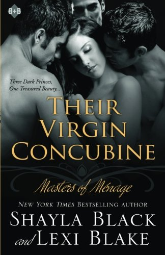 Their Virgin Concubine: Masters of Ménage, Book 3 (Masters of Menage) PDF