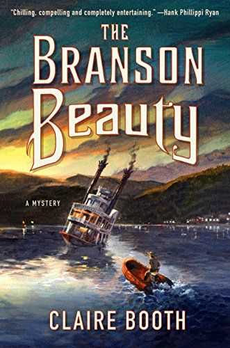 The Branson Beauty: A Mystery (Sheriff Hank Worth Mysteries) by [Booth, Claire]