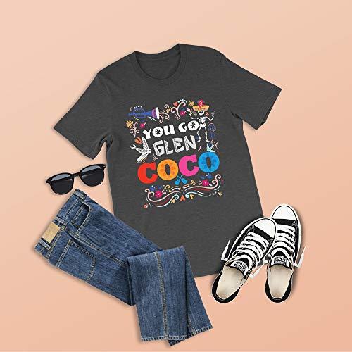 You Go Glen Coco Shirt, Mean Girls, Regina