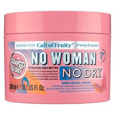 Body Fruity - Soap & Glory Call of Fruity No Woman No Dry Body Butter - 10.1oz