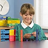 Learning Resources Fraction Tower Activity