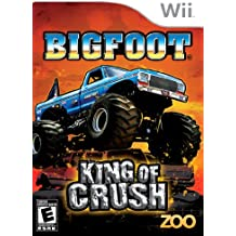 Big Foot: King of Crush - Nintendo Wii