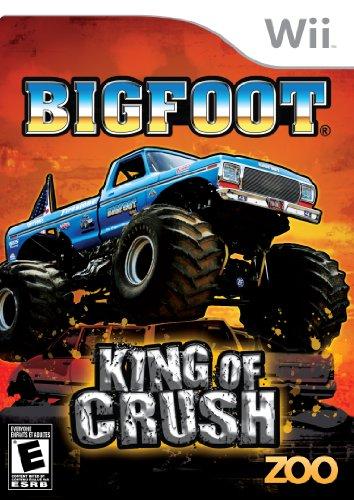 - Big Foot: King of Crush - Nintendo Wii