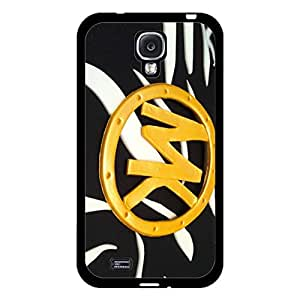 Durable Cover Case Unique Glamorous Michael Kors Logo Phone Case Snap on Samsung Galaxy S4 I9500 Luxury Logo Pattern Cover MK Logo