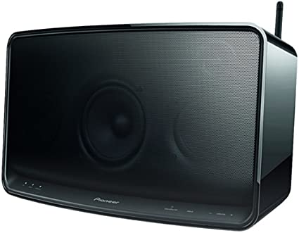 Pioneer XW-SMA10-K Wi-Fi Speaker featuring AirPlay, DLNA, HTC Connect and  Wireless Direct (Discontinued by Manufacturer)