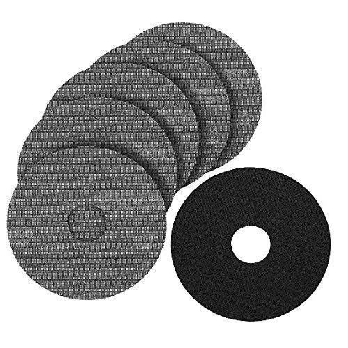 PORTER-CABLE 79150-5 150 Grit Hook and Loop Drywall Sander Pad and Discs (5-Pack) (Cable Porter Drywall Sander)