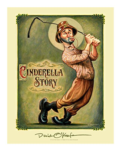 """Cinderella Story. Tribute to Bill Murray. Poster 11"""" by 14"""""""