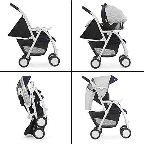 Chicco 04079138490000 Simplicity Plus Top Galaxy - Silla de paseo con cesta y capota: Amazon.es: Bebé