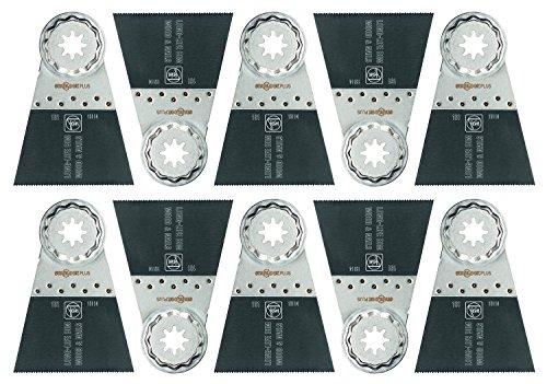 Fein 63502161290  Bi-Metal Oscillating Blade (10 Pack), 2...