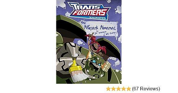 Transformers Animated: The AllSpark Almanac: Jim Sorenson