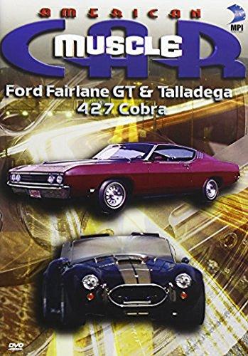 American MuscleCar: Ford Fairlane GT & Talladega-427 - Fairlane Stores