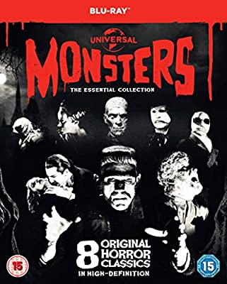 Amazon Com Universal Monsters The Essential Collection Blu Ray Tod Browning Bela Lugosi James Whale Colin Clive Mae Clarke Karl Freund Boris Karloff James Whale Claude Rains George Waggner Lon Chaney Jr Jack Arnold