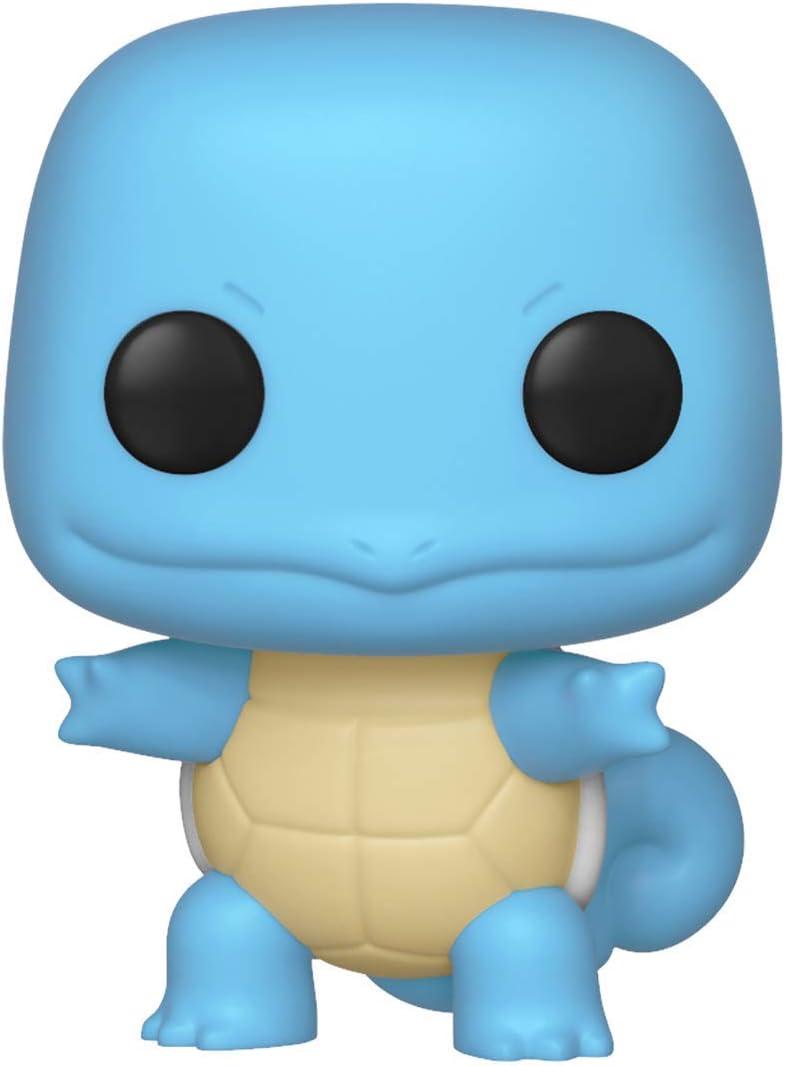Amazon.com: Funko Pop. : Pokemon - Squirtle, Moderno ...