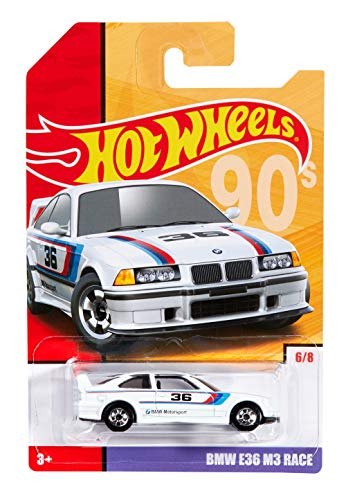 Hot Wheels - Hw Conjunto Carros Retro Mattel