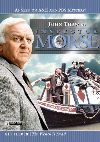 Inspector Morse Set Eleven: The Wench Is Dead (Morse Dvd Set)