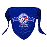 MLB Toronto Blue Jays Pet Bandana, Large, Blue