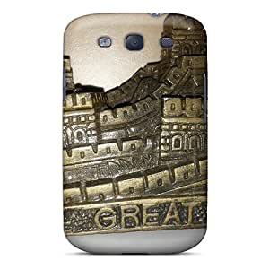 Galaxy S3 Case Slim [ultra Fit] Great Wall Model Protective Case Cover