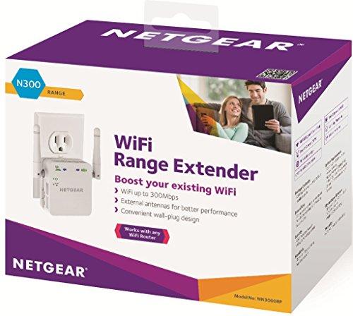 NETGEAR N300 Wall Plug Version Wi-Fi Range Extender (WN3000RP) by NETGEAR (Image #6)