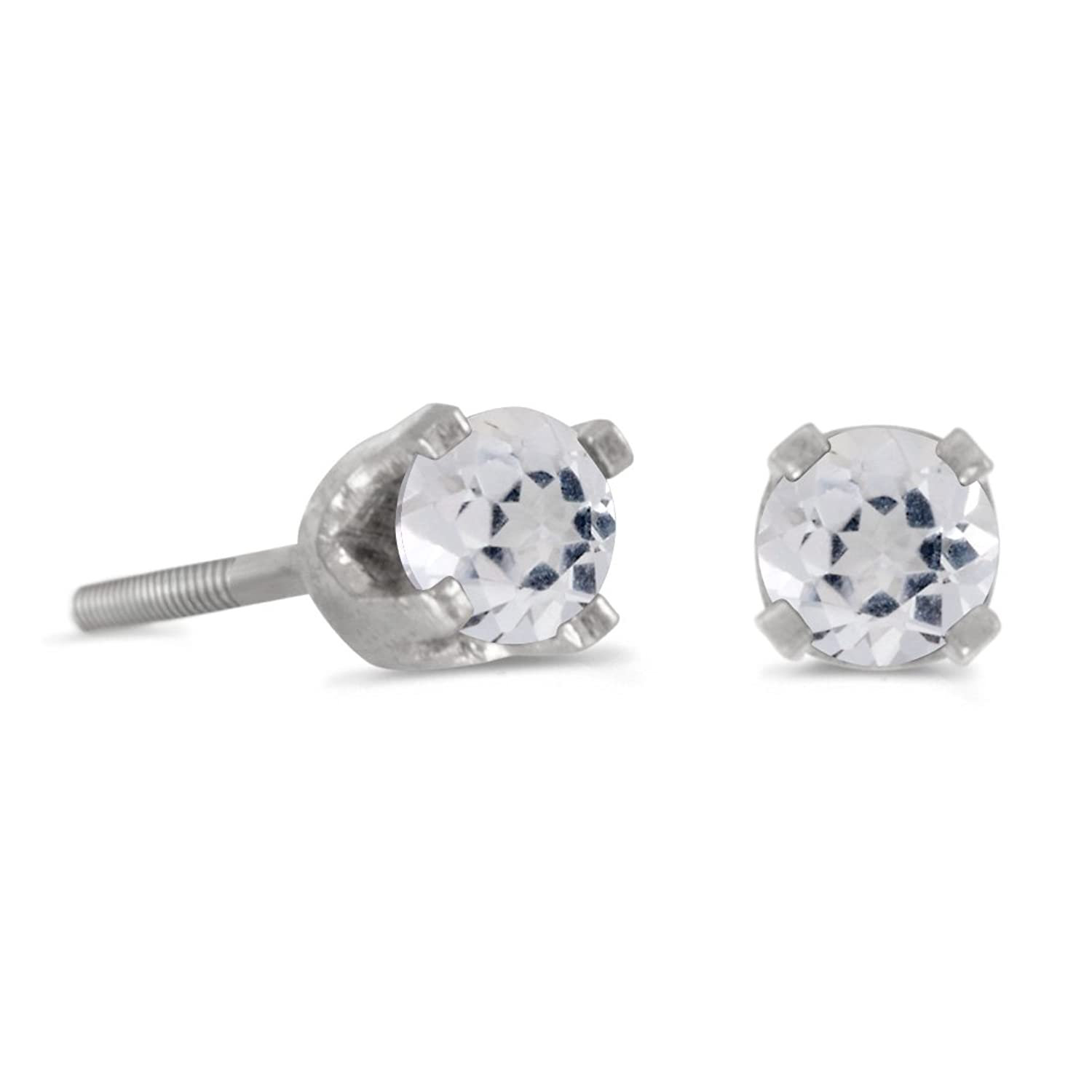 shared aura white gold blue earrings set jewelry round sterling ice diamond nl studs stud with wg topaz silver in