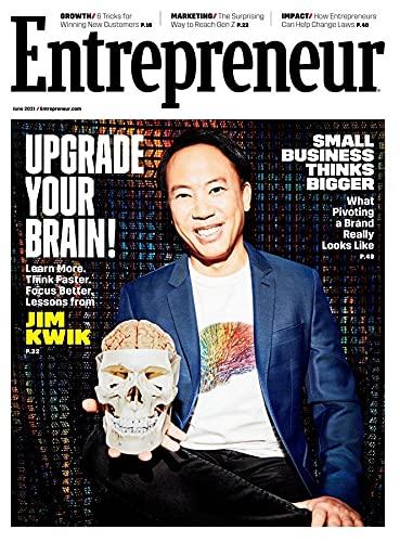 Entrepreneur Magazine Print Magazine