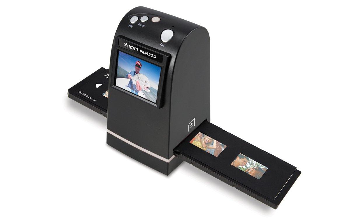 ION 35mm Film and Slide Scanner
