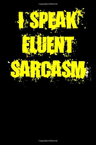 I Speak Fluent Sarcasm ebook