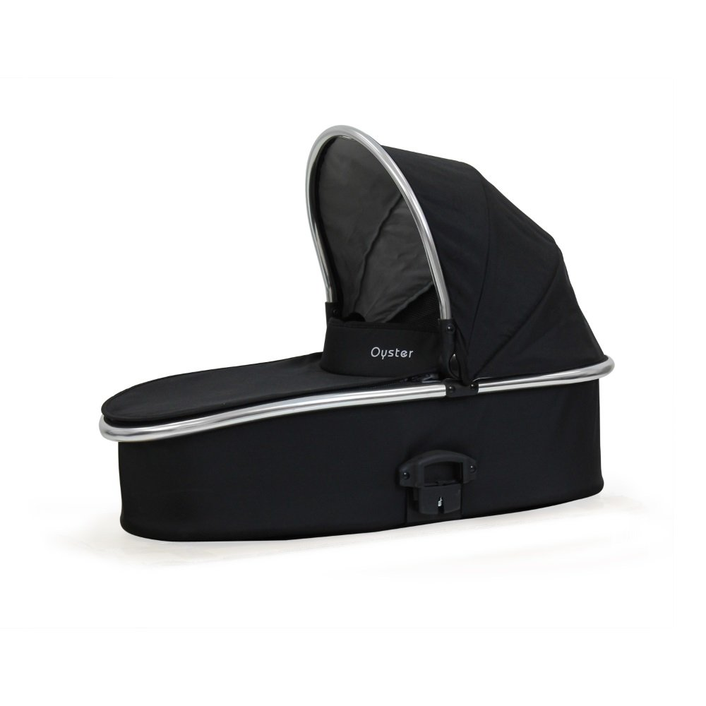 Oyster Max 2 Carrycot Colour Pack (Black) MAXCCBLA