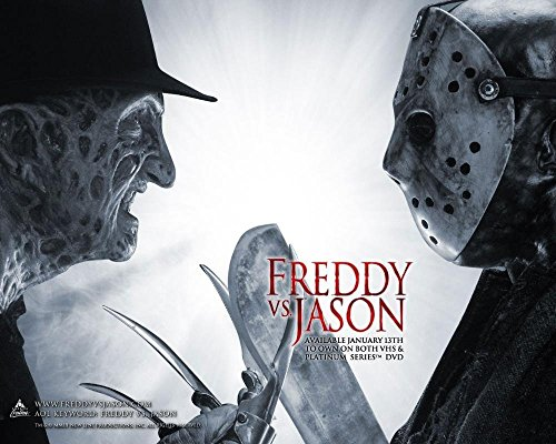 Tomorrow sunny Freddy Krueger friday the 13th freddy vs jaso