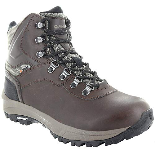 Hi-Tec Men's Altitude VI Chill 200 I Waterproof Snow Boot, Dark Chocolate, 10 D US