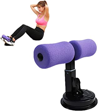 Ab Fitness Sit-ups Assist Bar Aid Weight Loss Belly Fitness Home Equipment UK