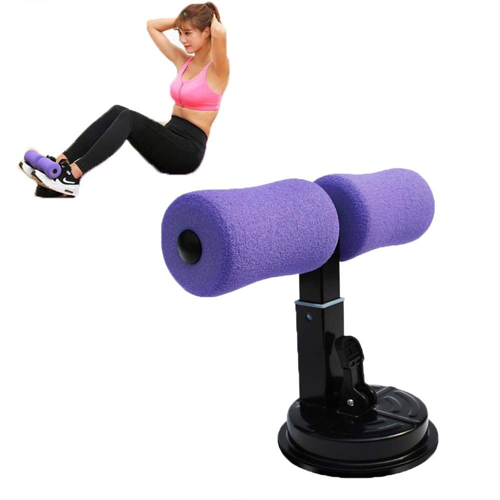 Sit-ups Push-ups Assistant Device, Portable Fitness Lose Weight Gym Training Exercise Equipment