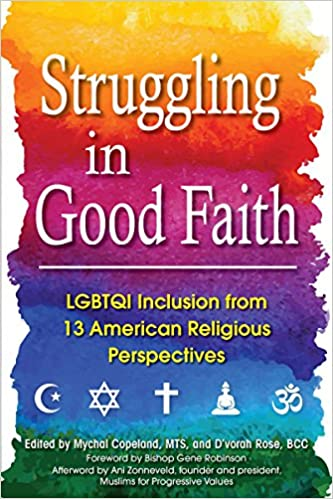 Amazon.com: Struggling in Good Faith: LGBTQI Inclusion from 13 American  Religious Perspectives (9781594736025): Copeland MTS, Mychal, Rose BCC,  D'vorah, Zonneveld, Ani, Robinson, Bishop Gene: Books