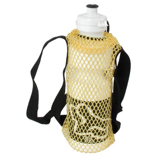 Mesh Water Bottle Carrier - Assorted (Water Bottle Carrier With Strap)