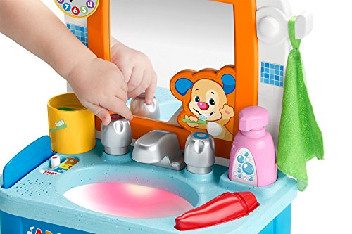 Toy sink for toddlers